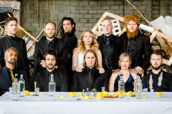 The Lemon Bucket Orkestra: Aller simple vers l'Europe de l'Est