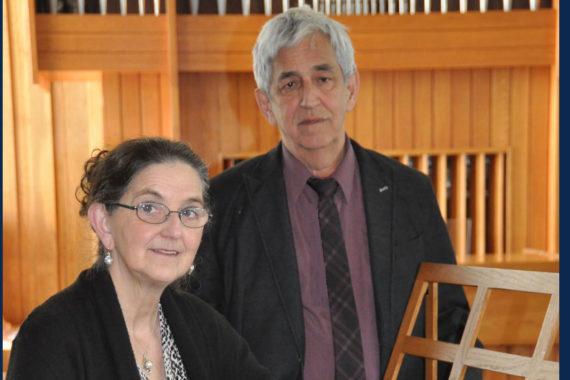 Trois orgues résonneront au Palais Montcalm grâce aux organistes Louise Fortin et Pierre Bouchard