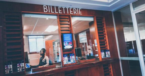 Billetterie du Palais Montcalm