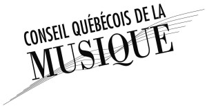 Logo-Conseil quebecoise musique