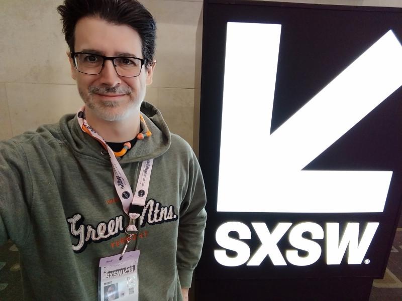 Nicolas Houle à South by Southwest SXSW 2019