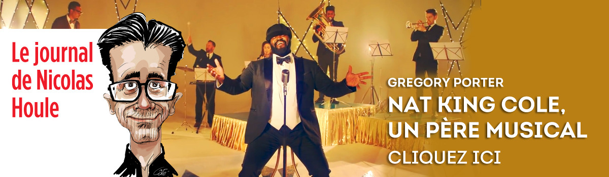 Gregory Porter : Nat King Cole, un père musical