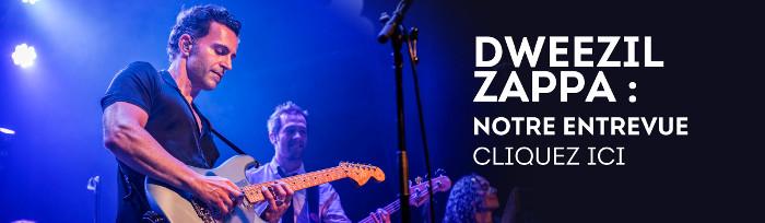 Dweezil Zappa : Notre entrevue