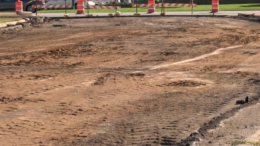 Clairemont construction causes confusion for drivers in Eau Claire