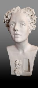 sculpture d'alicia spinelli