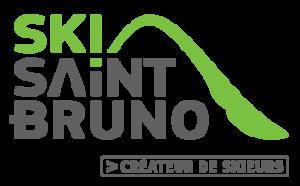 logo ski saint-bruno