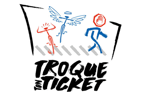 Troque ton ticket