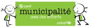 logo municipalité amie des enfants