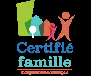 logo certifié famille