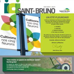 Ici Saint-Bruno, juin 2019