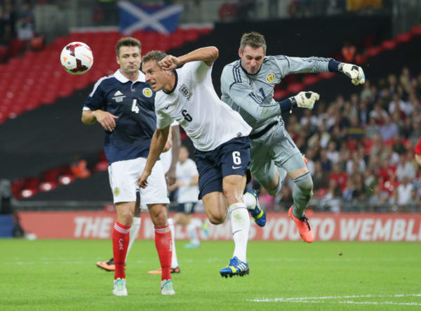 Britain England Scotland Soccer