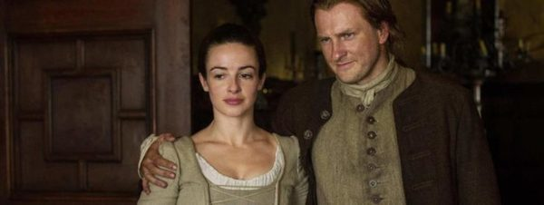 outlander-saison-3-jenny-ian-murray-enfant