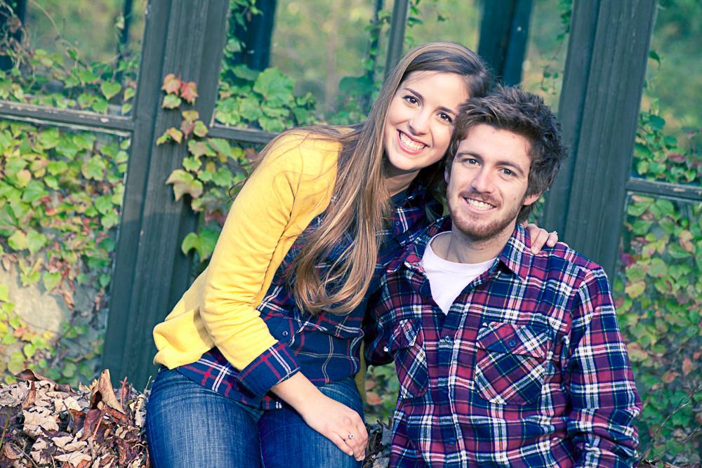 Owen Sound Engagement Photography
