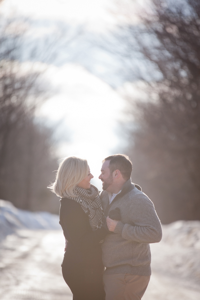 vintage engagement photography