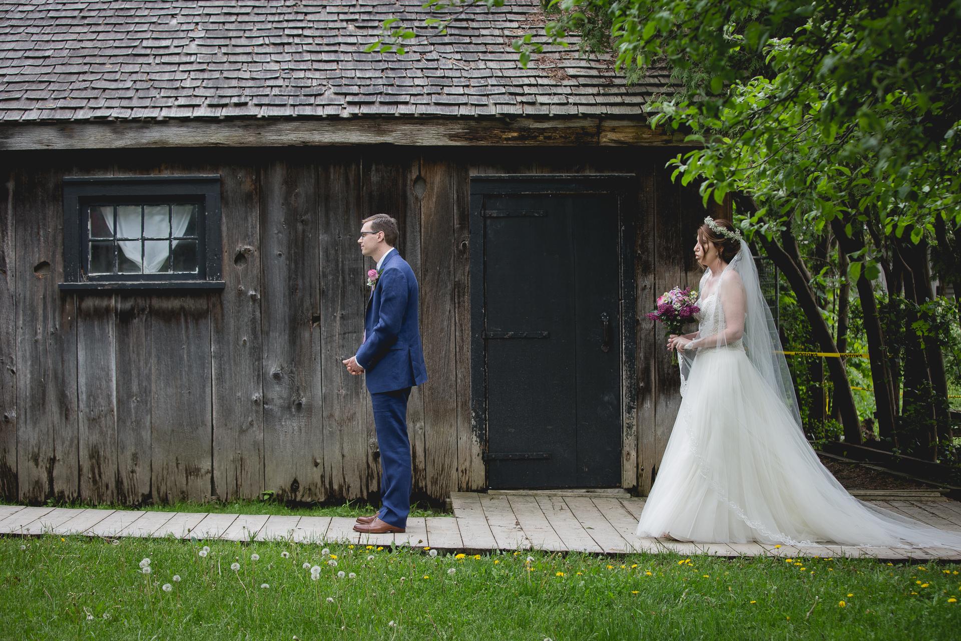 Vaughan Real Wedding