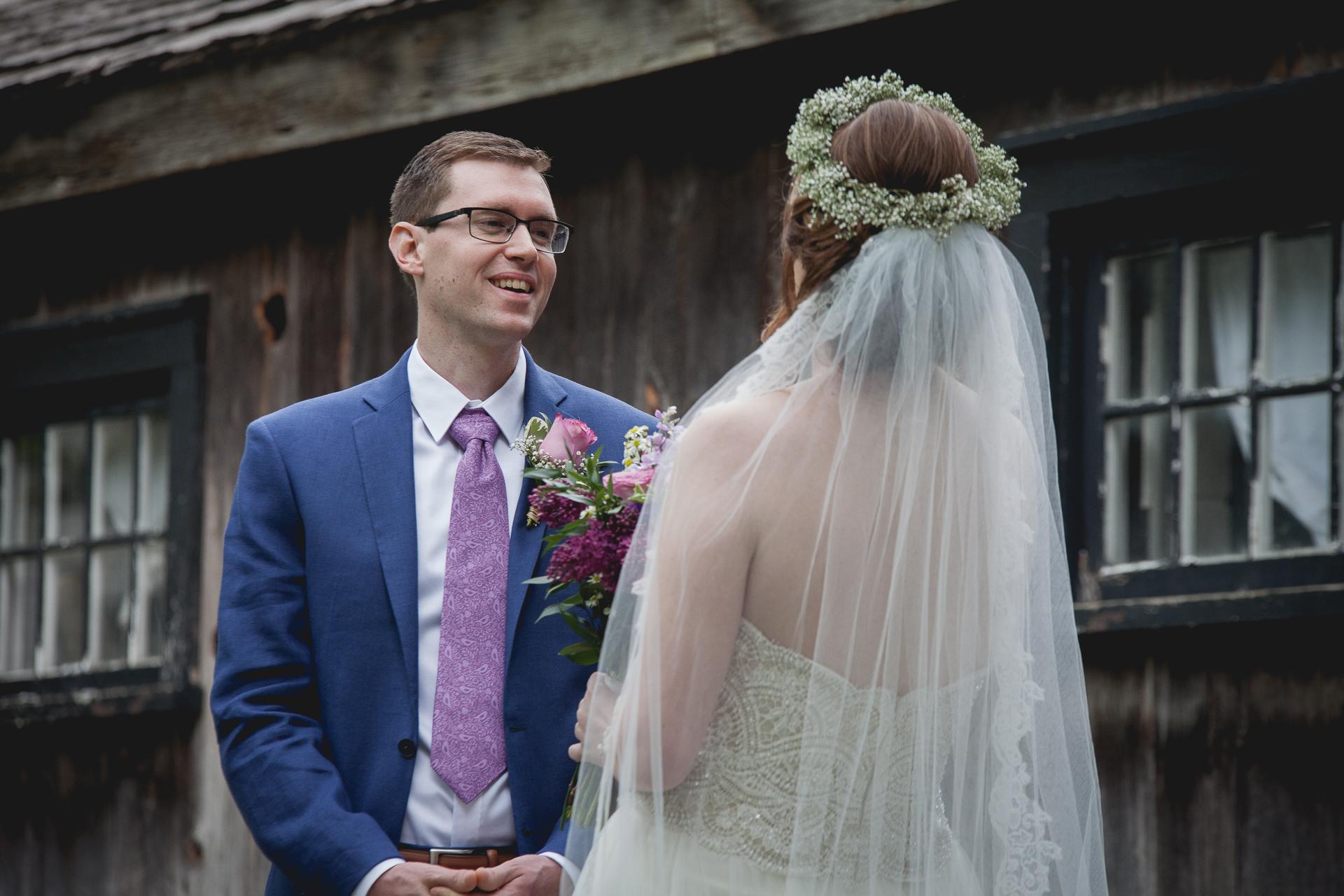 Toronto Real Wedding