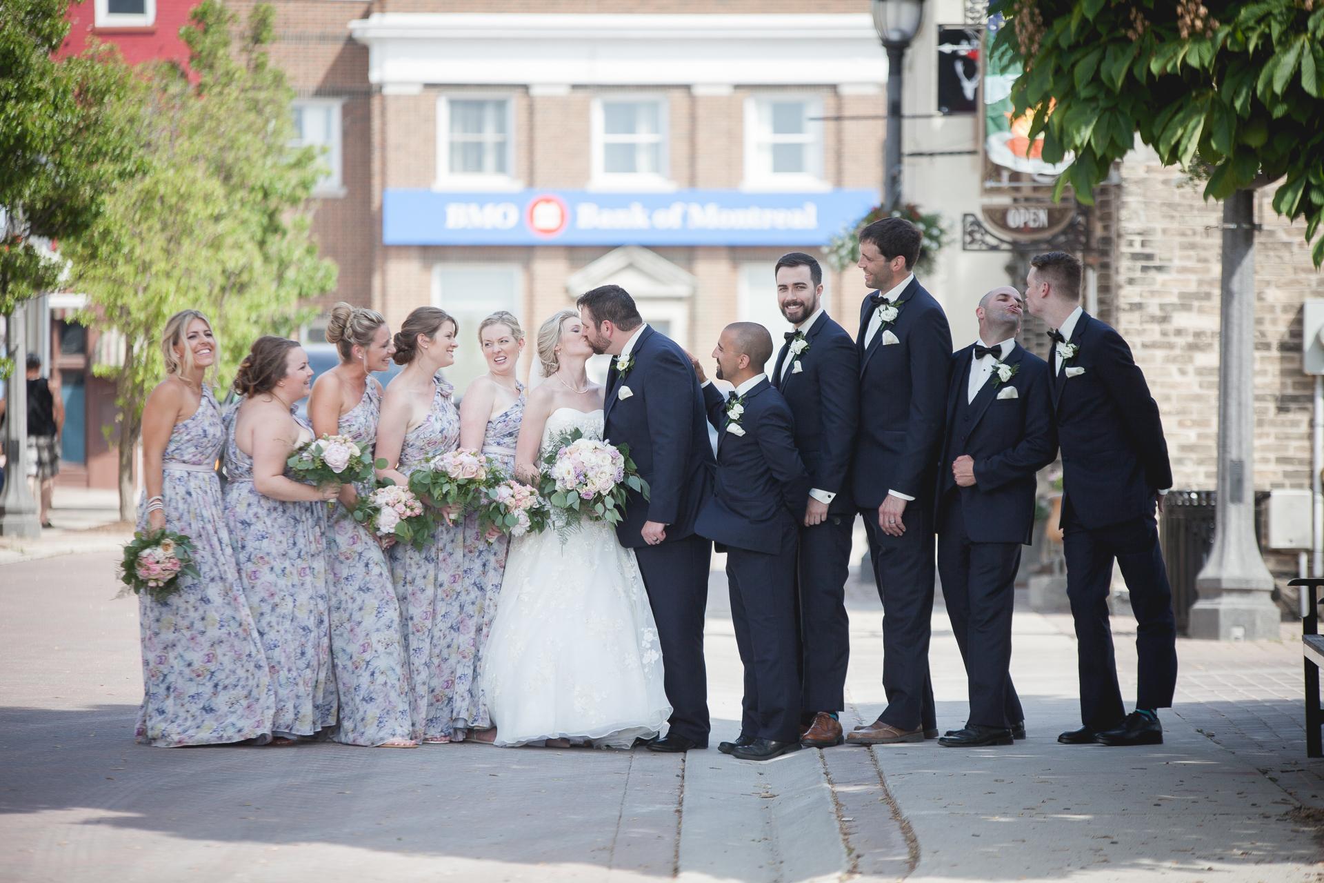 kincardine wedding ceremony