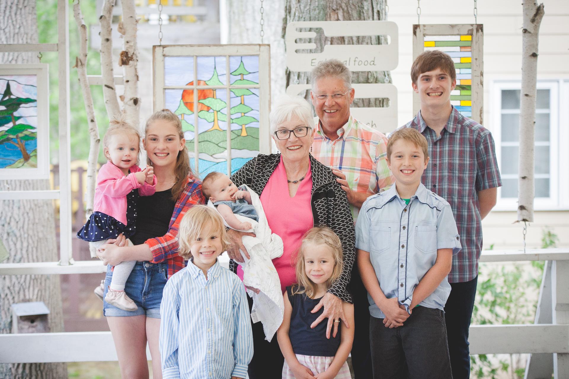 goderich family photos
