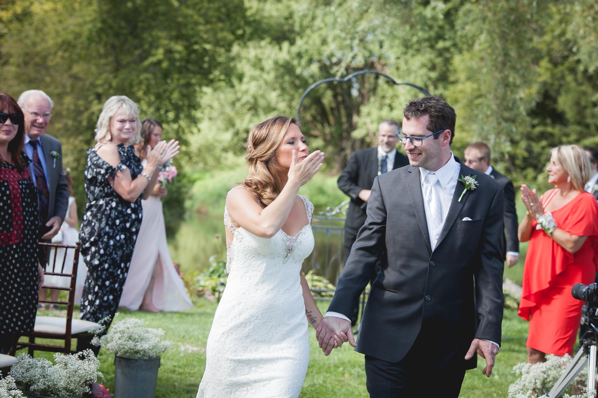 Port Elgin wedding photography