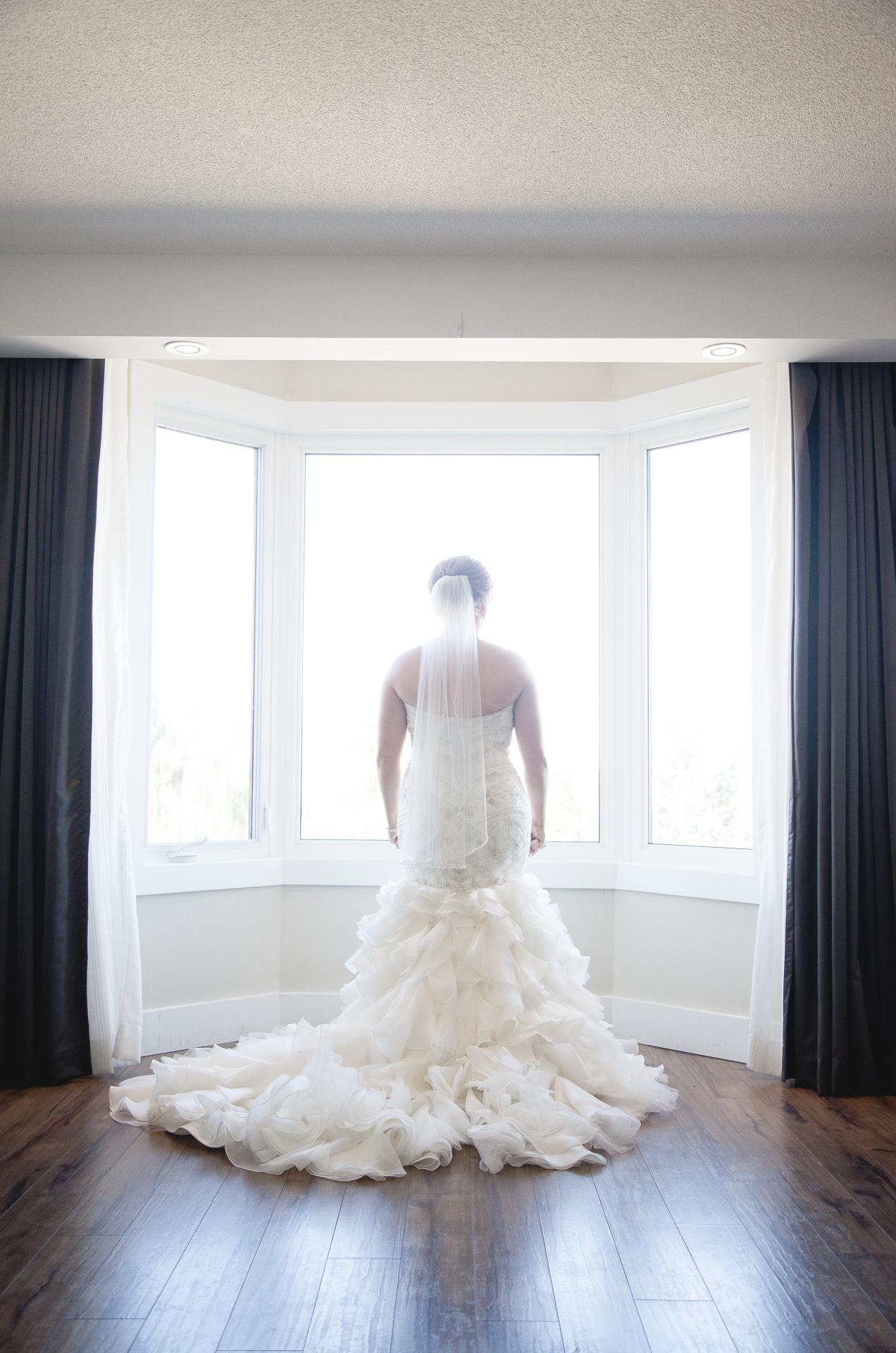 Collingwood waterfront wedding