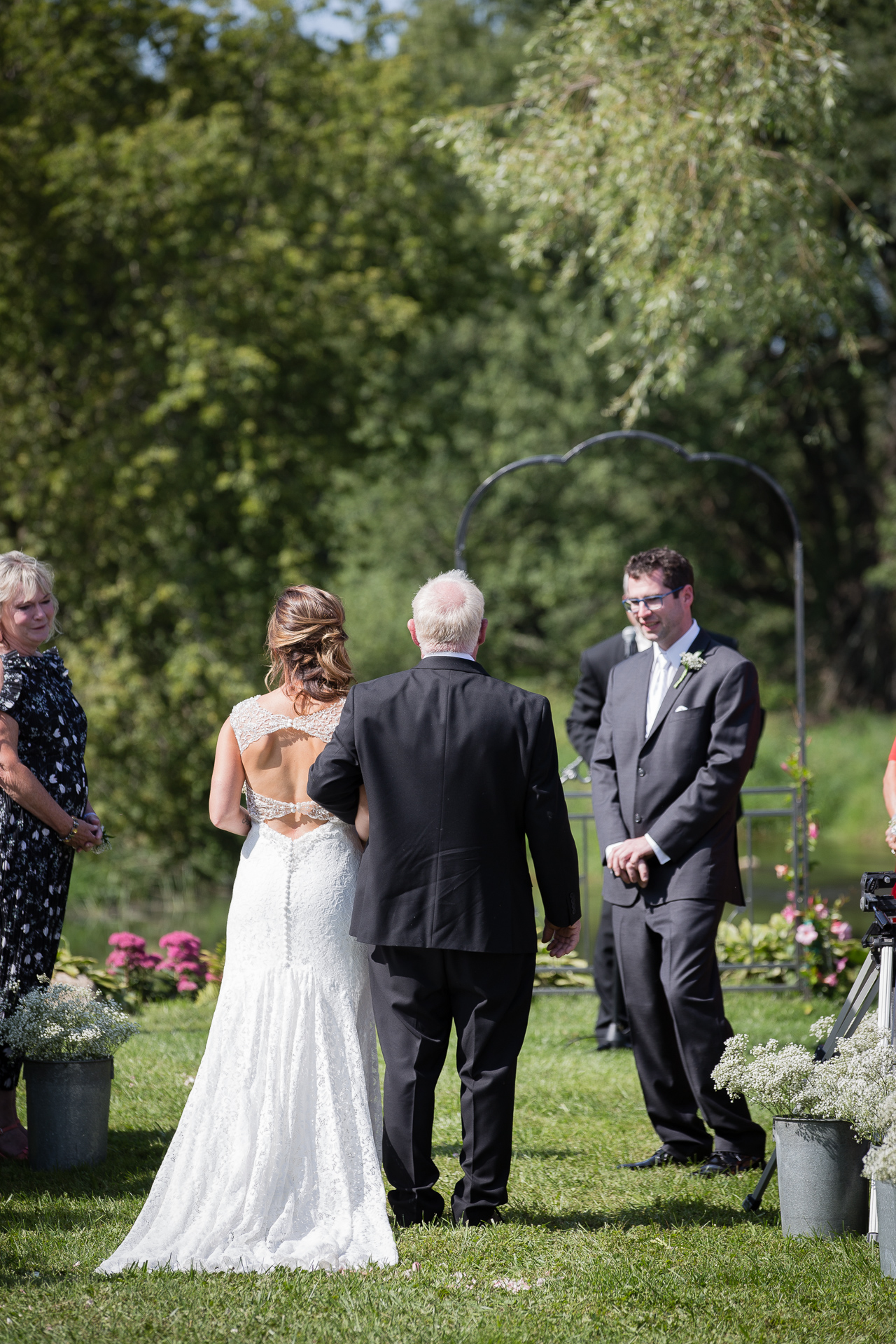 Owen Sound wedding photography