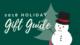 Christmas Photography Gift Guide
