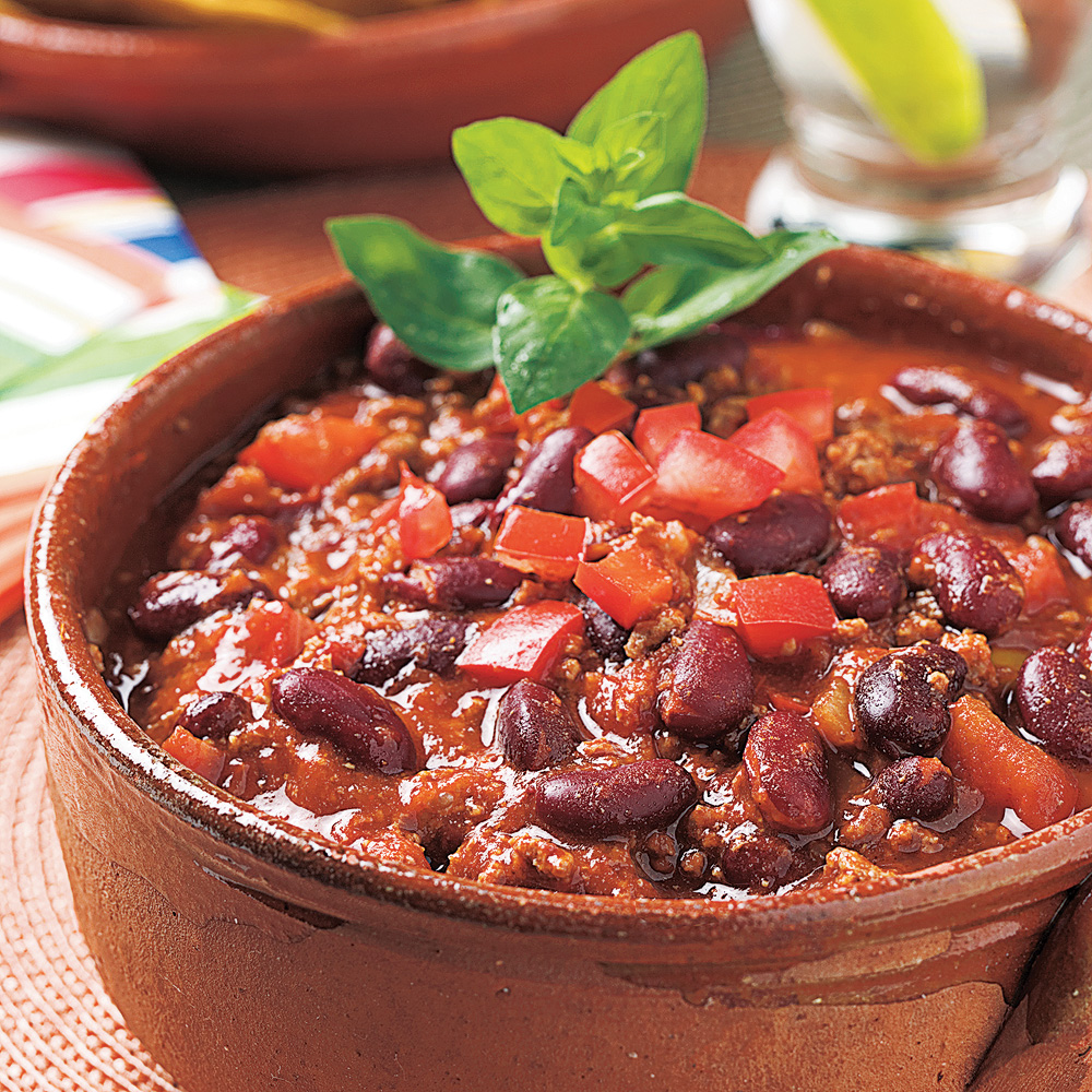 Chili Con Carne 5 Ingredients 15 Minutes