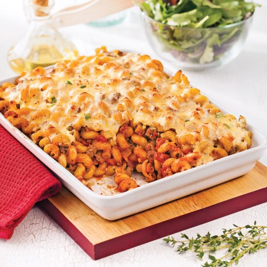 Beef and Yogurt Casserole