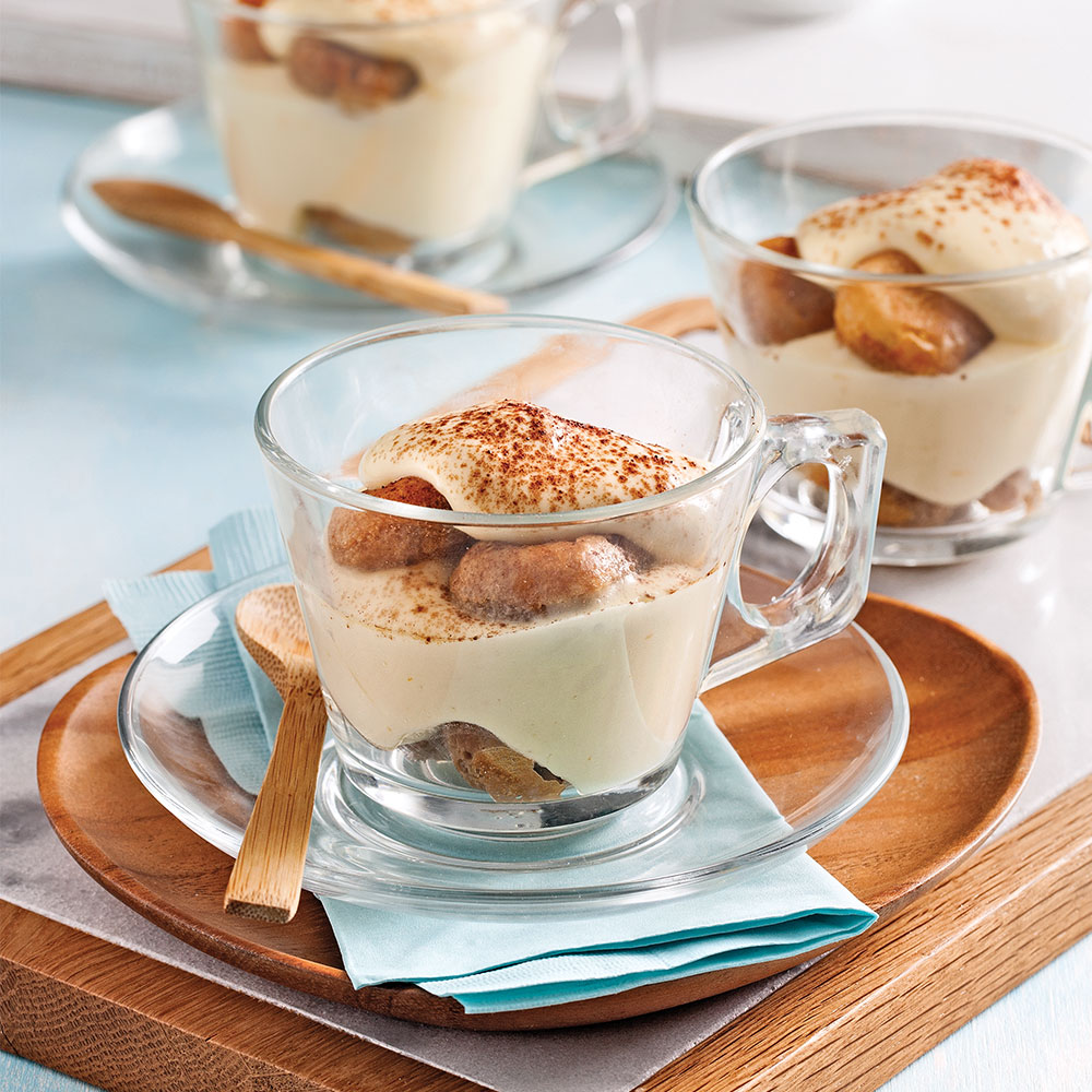 Tiramisu version minceur