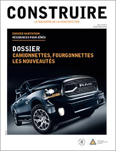 Magazine Construire 2018 - Printemps