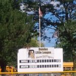 tball schedule – August 7th