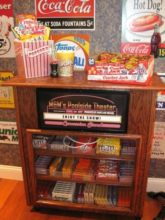 CONCESSION BOOTH MANAGER URGENTLY NEEDED!