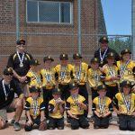 Congratulations to Dundas Little League's All-Star T-Ball team