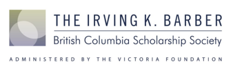 Irving K Barber BC Scholarship Society