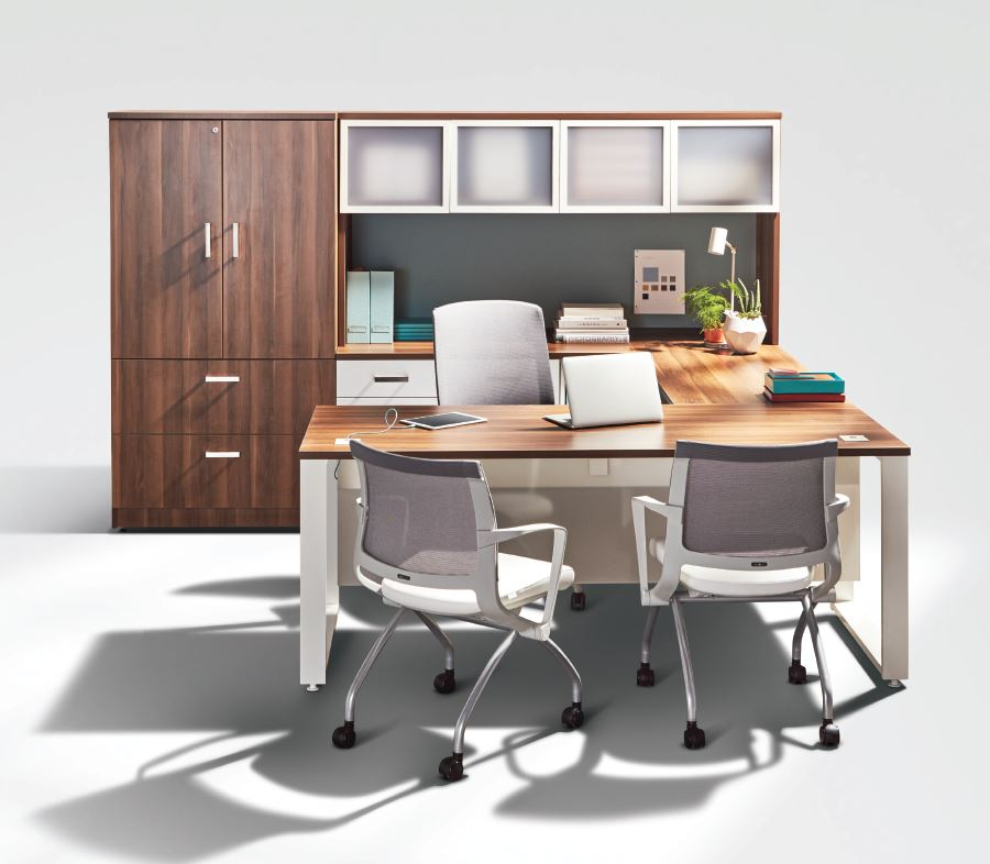 Metro U-Shaped Desk