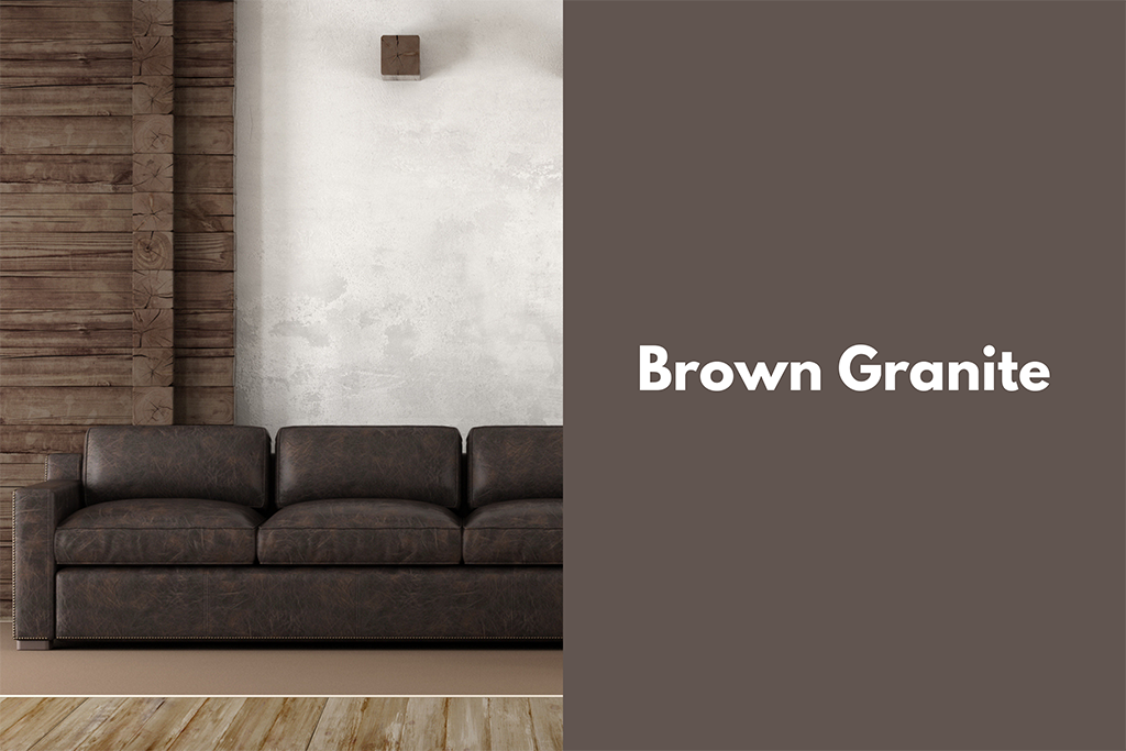 Pantone Brown Granite