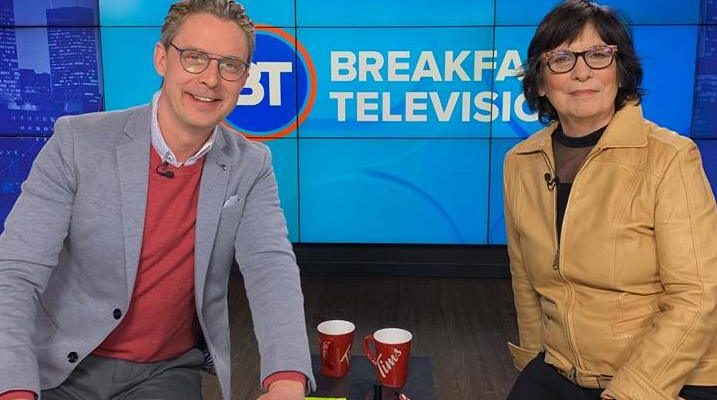 Breakfast-television