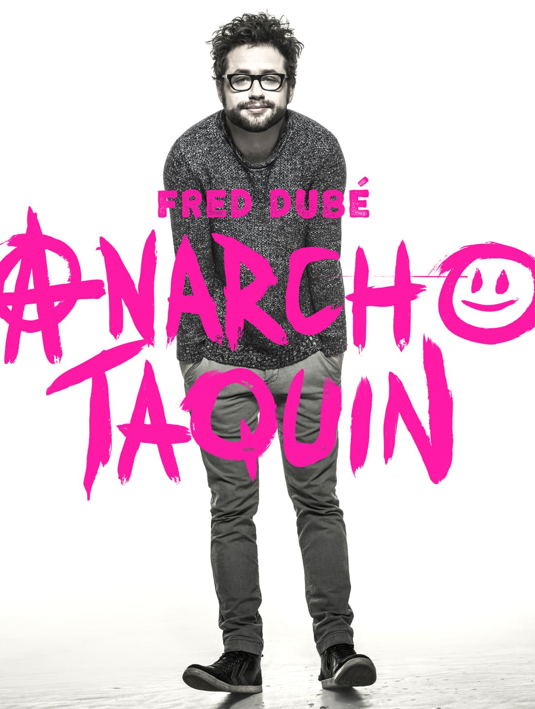 Poster for Anarcho-Taquin
