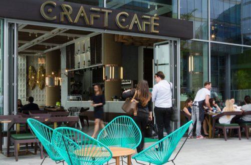 CRAFT CAFÉ <BR> Branding, Creatives, PR and Social Media
