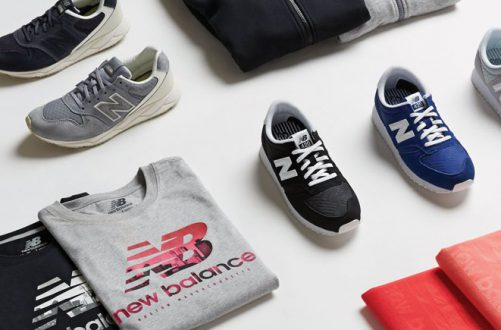 New Balance <BR> Creative and Content creation