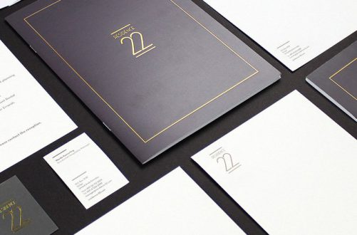RESIDENCE 22 <BR> Branding and Creatives