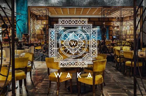 WAKA <BR> Branding and Creative