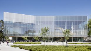 Robert H. Lee Alumni Centre, University of British Columbia, KPMB Architects, HCMA Architecture + Design