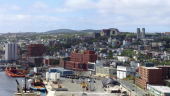 St. John's leads the country in high vacancy. Photo by JPollock via Wikimedia Commons.