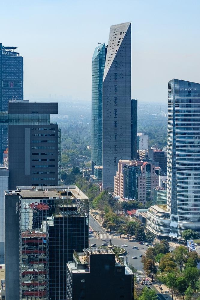 Emporis. Torre Reforma. Copyright: Alfonso Merchand.