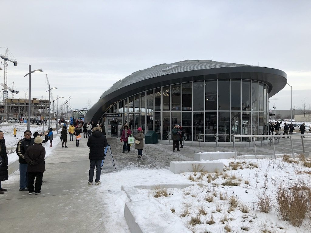 Line 1 Extension, TTC, subway, TYSSE, Toronto, Vaughan