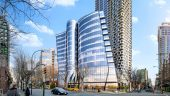 Burrard Place, Reliance Properties, Bing Thom, Vancouver, Revery Architecture