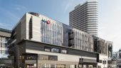 The new Bank of Montreal 'urban campus'. Image via CNW / BMO