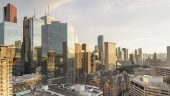 Greater Toronto Area, Home Sales TREB