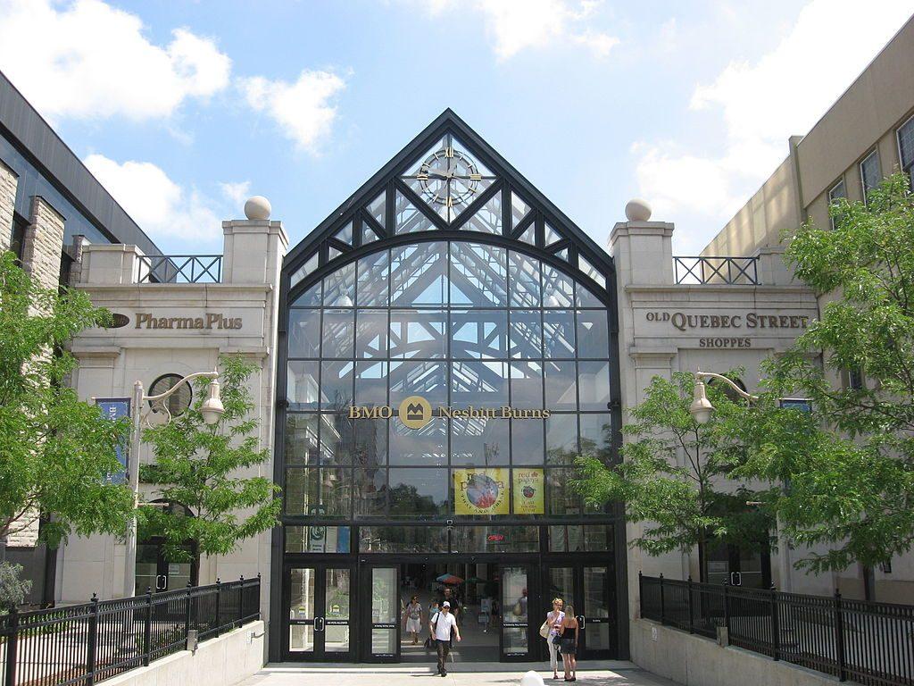 mallls, mall, Ontario, E-commerce